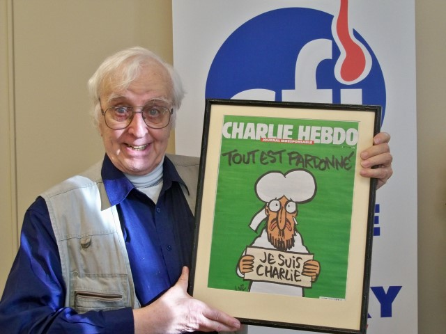 Charlie Hebdo and the Question of Blasphemy