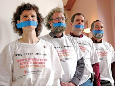 Canada's Blasphemous Libel Law