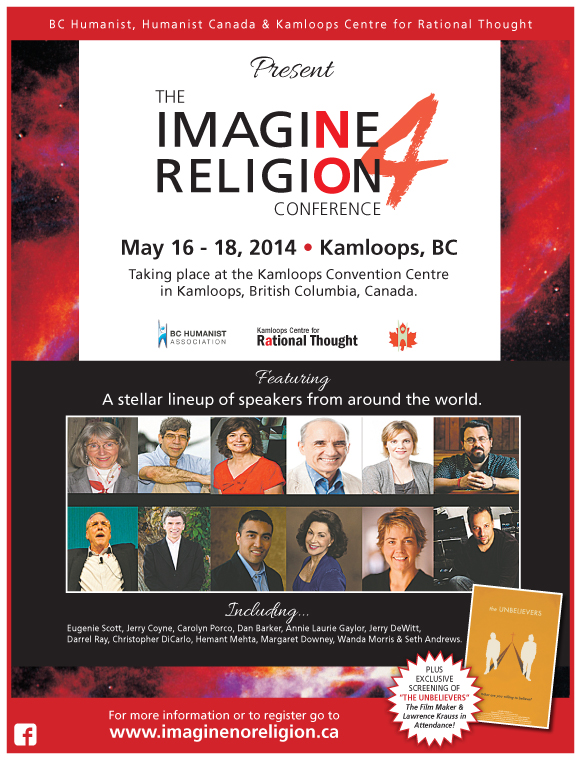 Imagine No Religion 4
