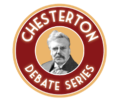 Chesterton Debate Series: Is there a God?