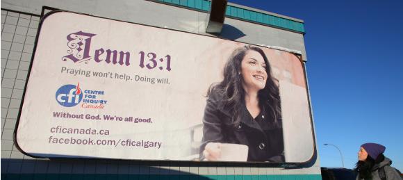Calgary Billboard