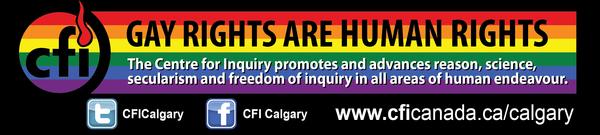 CFI Calgary's Parade Banner