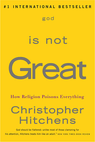 god can be definitely not good the simplest way religious beliefs contaminants almost everything book review