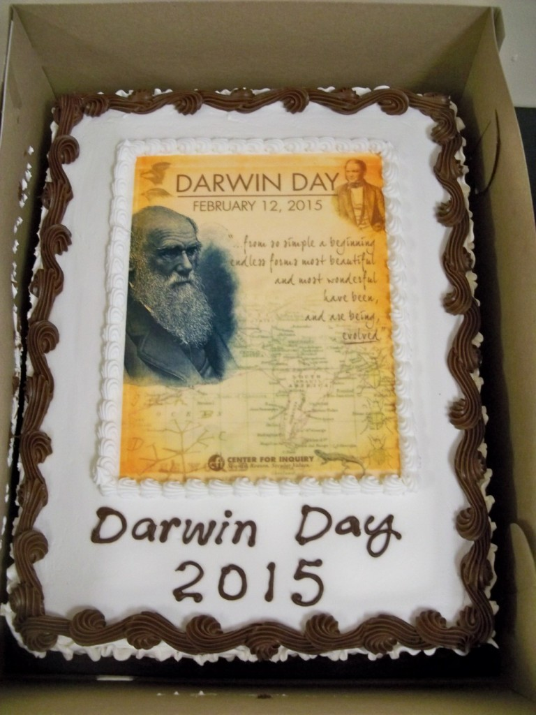 Darwin Day at CFIC Toronto