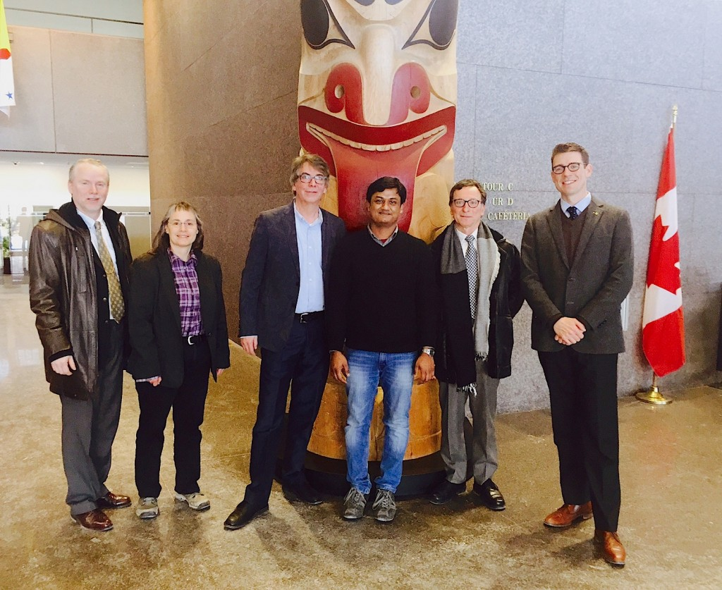CFIC Discusses Bangladesh with UNHCR and ORF